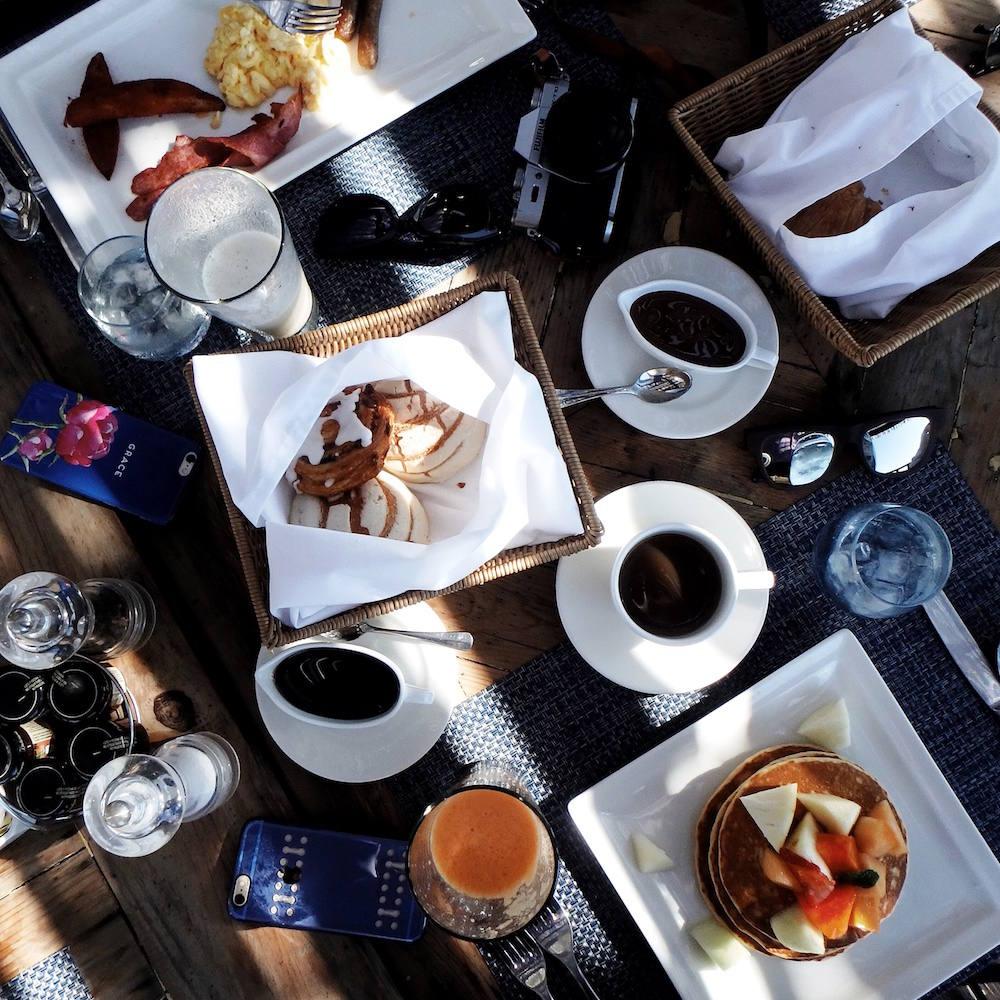 hotel el ganzo breakfast