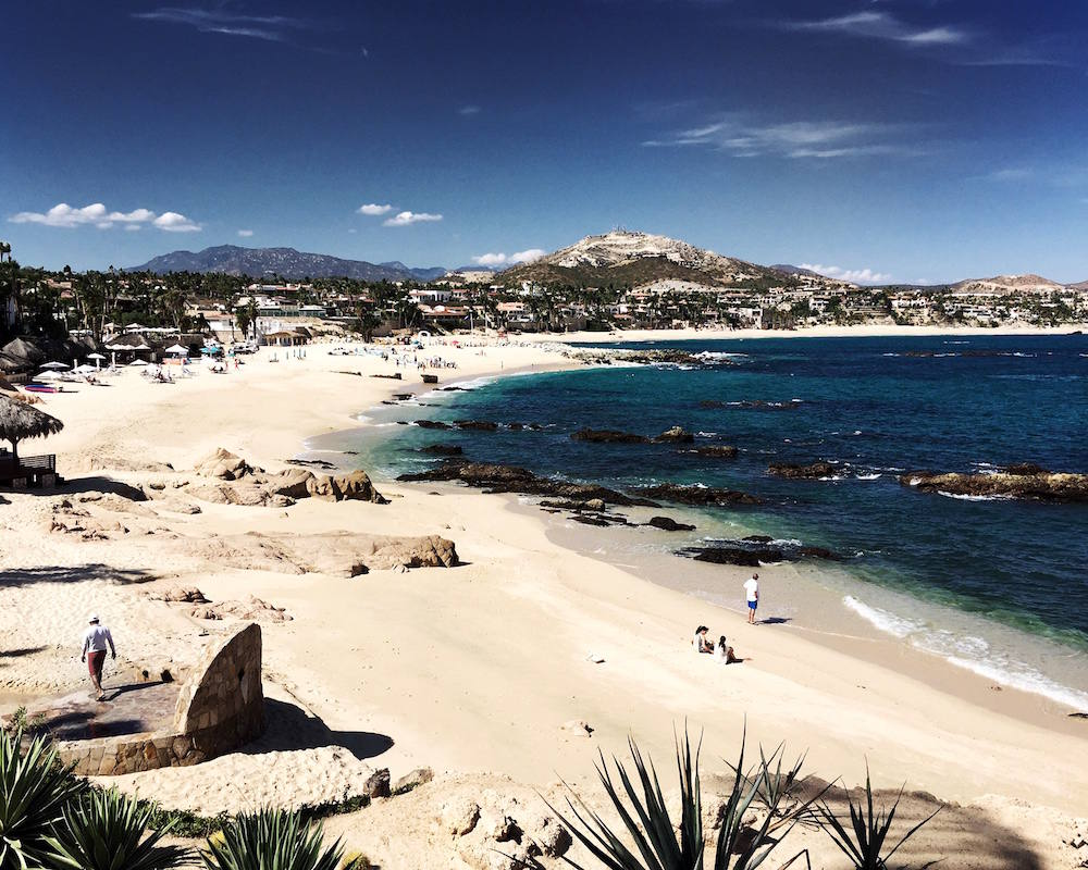beach one and only cabo