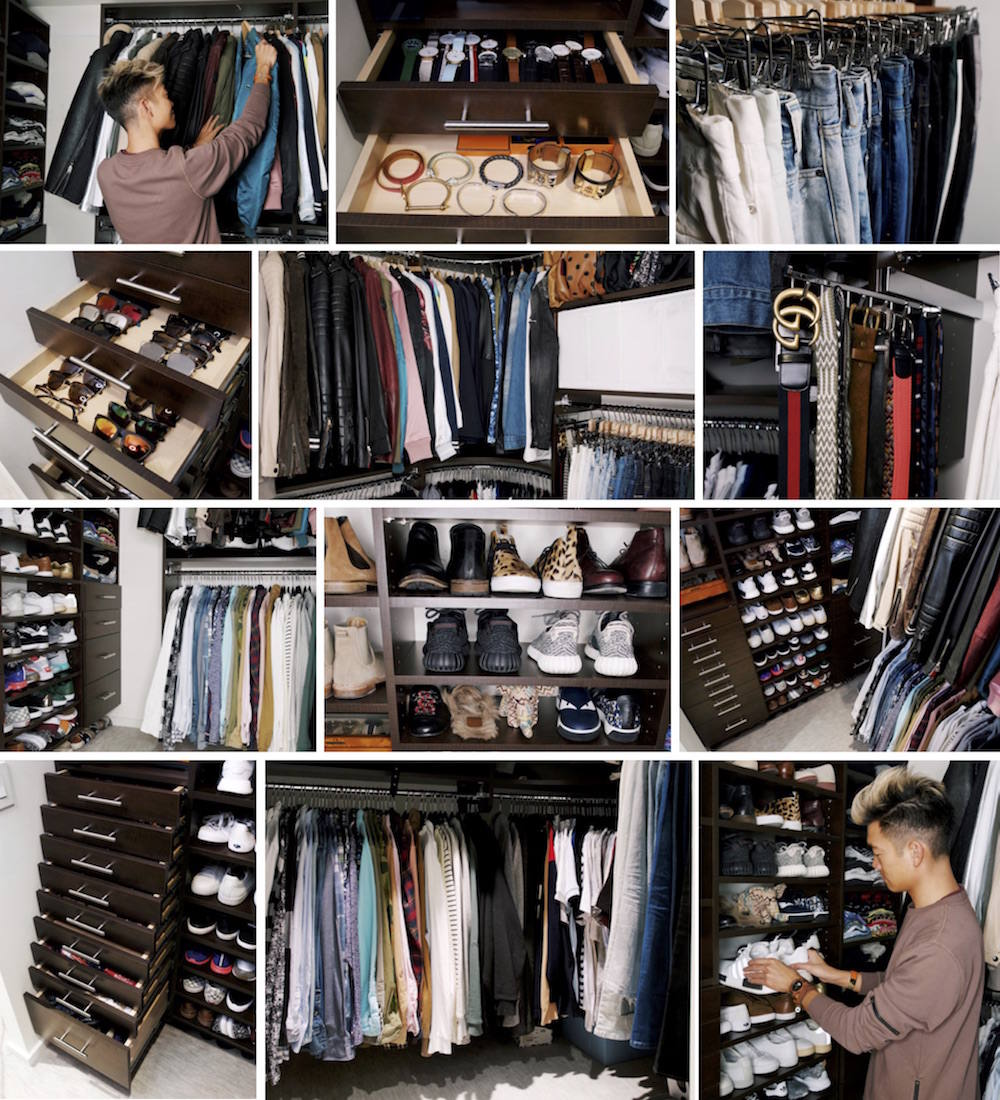 A Look Inside My New Walk-In Closet!