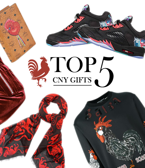 Top 5: Chinese New Year Gift Ideas