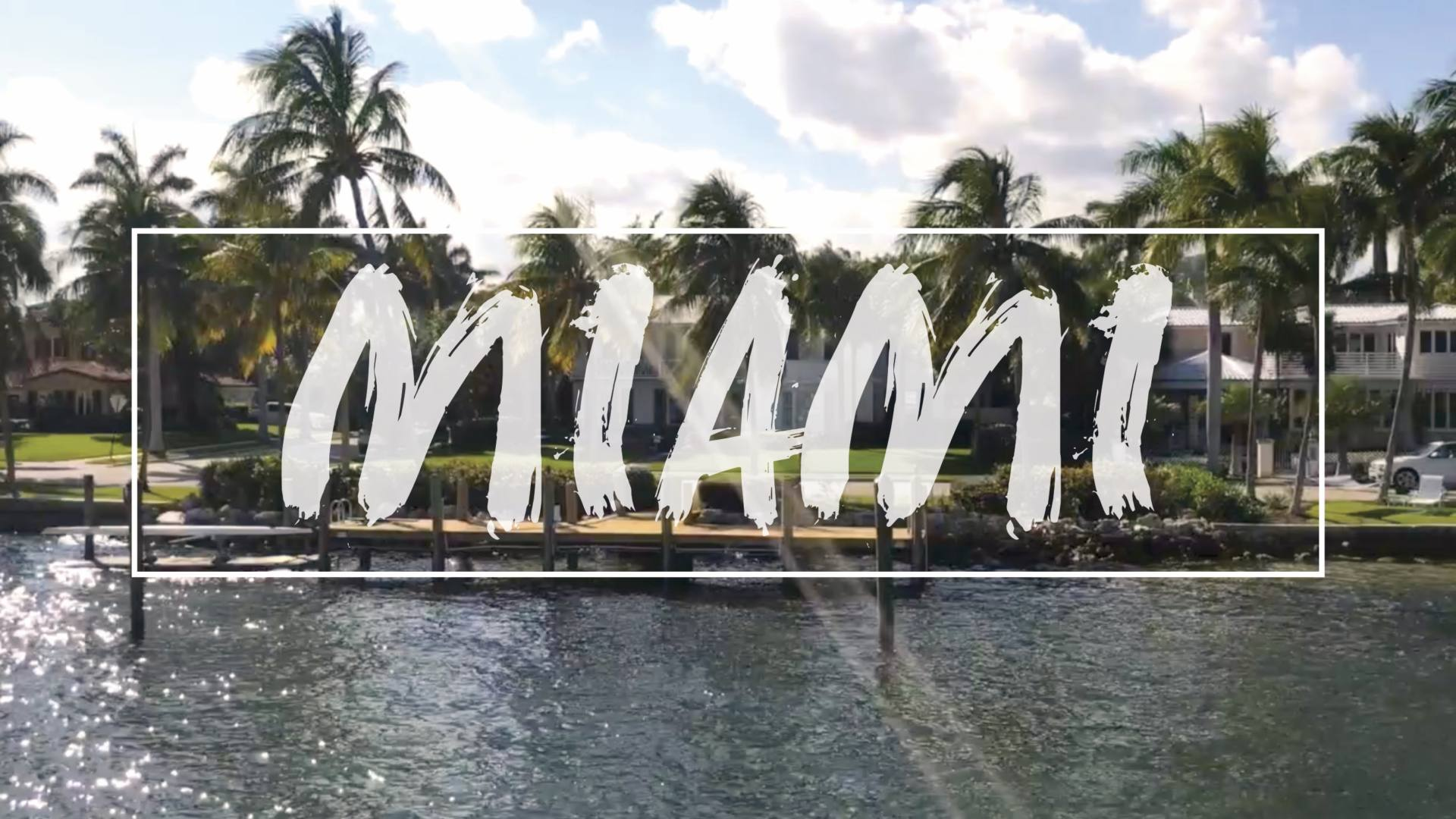 VIDEO: Miami Beach Vlog, Feb '17