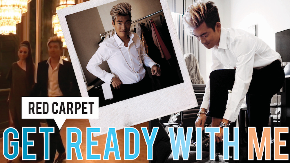 Get Ready With Me: CAFA 2017 Red Carpet