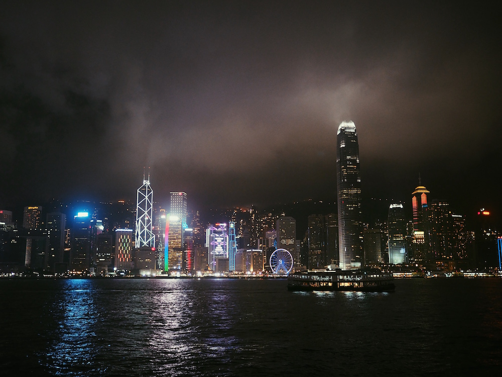 Travel Diary: Hong Kong