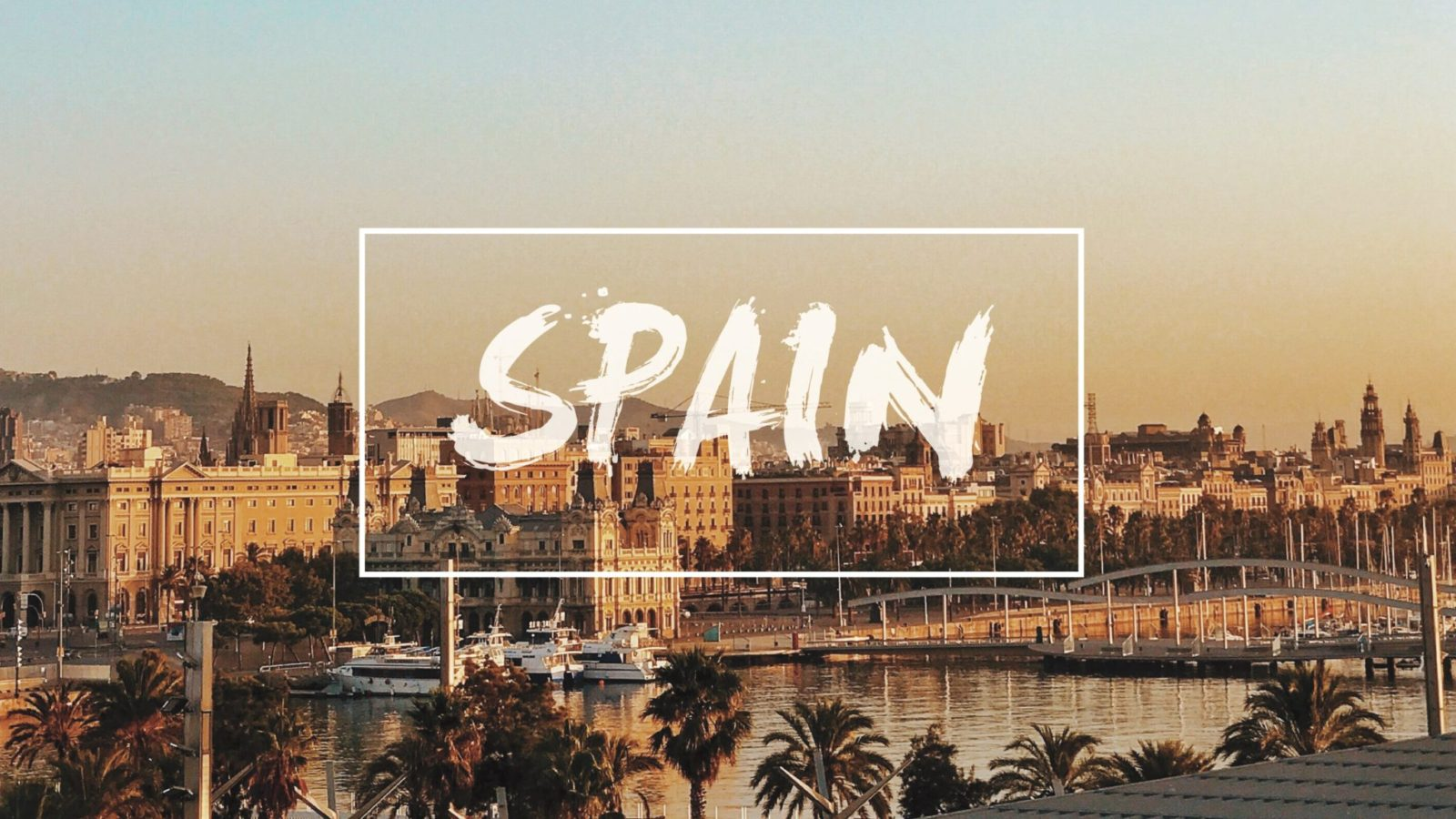 VIDEO: Spain & Portugal Travel Vlog