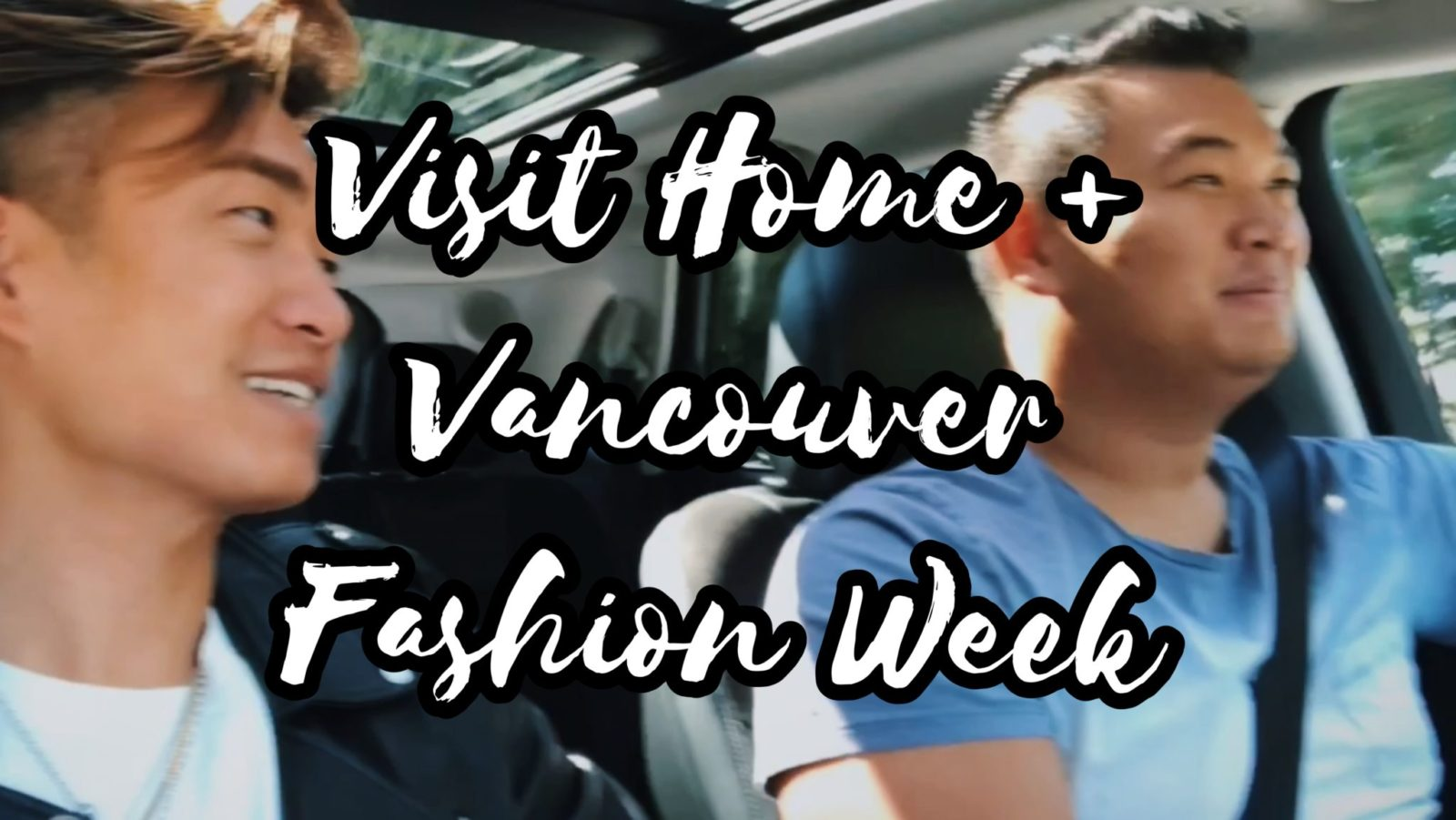 VISIT HOME + VANCOUVER FASHION WEEK